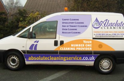 Absolute Cleaning Van