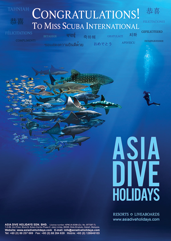 Asia Dive Holidays